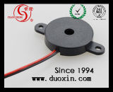Niedrig Bargeld 22mm piezo Tonsignal Gleichstrom-10V mit Draht Dxp22047W