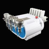 Machine ultrasonique de vente chaude de perte de poids d'ultrason d'instrument de beauté de machines de vide de produits