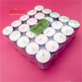 Lotes de regalo de navidad de la luz de velas de té por la producción automática