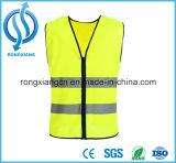Hohe Sicht-schützender Arbeits-Overall mit Taschen