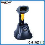 Sem fio de alta velocidade 1d Laser Scanner de código de barras com base, 400m de distância de comunicação & até 400, 000, fabricante de armazenamento de códigos Mj2870