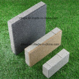 High-Tech Diverse Ceramische/Concrete Permeabele Baksteen van het Water voor Metro/VoetMetro