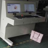 Sistema doppio SA6550DV dello scanner del bagaglio dei raggi X di vista per obbligazione di aeroporti (HI-TEC SICURI)