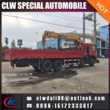 공장 가격 8*4 기중기를 가진 트럭에 의하여 거치되는 기중기 이동할 수 있는 트럭