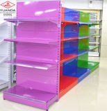 Plank van de Vertoning van de Plank van de Vertoning van de supermarkt de Kleurrijke Kleinhandels
