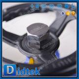Нормальный вентиль уплотнения Bellow Wcb конструкции двустороннего уплотнения Didtek