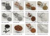 Hacer bolas de cerámica piedra Maifan Agua Mineral.
