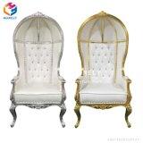 임대료 Hly-Sf59에 사용되는 결혼식 꾸미기를 위한 Chair Queen 임금