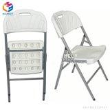 Un estilo moderno Ocio silla plegable de plástico para el comercio al por mayor