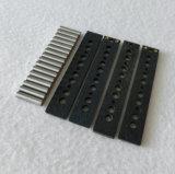 Flatwork黒いジャズアルニコの磁石棒が付いている低音の積み込みキット