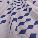 Matelas JACQUARD Tissu Double Fabric-Double oreiller