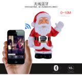Mini altoparlante senza fili portatile basso eccellente di Bluetooth di natale per audio domestico