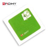13.56MHz Ntag213 etiqueta RFID Etiqueta NFC inteligente de control de acceso