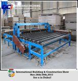 Chaîne de production de panneau de gypse de poêle d'air chaud