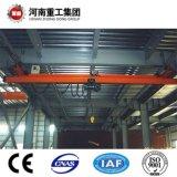 Feuergebühren-einzelner Standardträger der CE/SGS Bescheinigungs-FEM/ISO/obenliegender Travelling/EOT Kran des Träger-