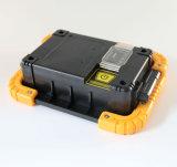 10W 1050lm IP65 тонкий рабочего освещения с выход USB