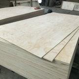 Pino de 18 mm para los muebles de madera contrachapada con BB/CC Grado contrachapado comercial