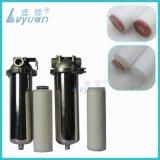 Teflonnylon gefalteter Mikron-Membranen-Kassetten-Filter des pp.pes-PTFE für Wasser-Filtration-Abwechslung