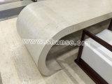 Carreaux et les billes de bois Table veine Tile avec la CE