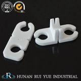 Los componentes de las piezas de cerámica de alúmina mejor proveedor de 99,6% de cerámica de alúmina aislamiento parte