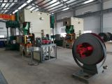 Prensa de batir de la maneta del cilindro de gas del LPG