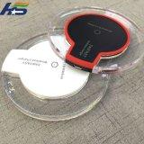 Chargeur sans fil Qi Charge rapide du tampon de charge sans fil pour Samsung Galaxy Note 8 S8