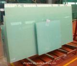 Окраска матовой краской сертификата Австралии Ламинированное стекло