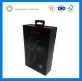 Упаковка бумаги для наушников с подвесной кронштейн
