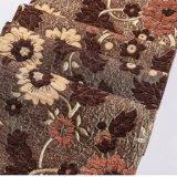 Tessuto di Chenille poco costoso del coperchio del jacquard di colore di differenza