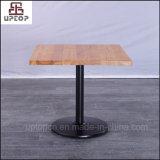Новая таблица трактира верхней части твердой древесины кафа таблицы квадрата типа (SP-RT491)
