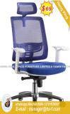 Muebles Plásticos escrito Pades escuela de formación plegable Silla de oficina (HX-CM018A)
