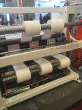 Automate de contrôle haute vitesse de refendage de film plastique et de rembobinage de la machine