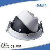 Usine de plafonnier de la forme ronde DEL du prix de gros 10W