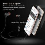 Super Bass casque stéréo casque sport écouteurs écouteurs Bluetooth sans fil de métal