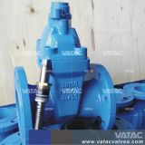 Válvula de Gaveta de ferro fundido com válvula de bypass