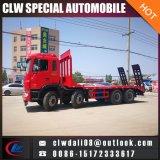 2018 중국에서 새 모델 8*4 평상형 트레일러 트럭