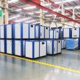 Elektrischer vertikaler rotierender schraubenartiger Luftverdichter 10bars für Garage