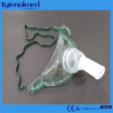 Máscara de la traqueotomía del PVC para el uso quirúrgico