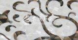 De snijdende Shell Moeder van het Mozaïek van Bouwmateriaal Preal