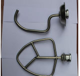 Mezclador de alimentos comercial del acero inoxidable con 3 batidores