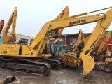 Usadas de excavadora Komatsu PC220 PC220-6, disponible también utiliza PC200-5 Excavadora-6-7-8