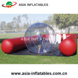 新しいカスタマイズされた10m長さの膨脹可能な人間のボーリング・ボール