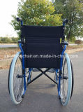 Desbloquear rápido, sillón de ruedas manual económico