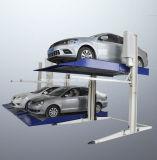 Оборудование гаража Overground 2 2 подъема системы стоянкы автомобилей автомобиля слоя