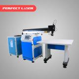 300W 500W Kanal-Zeichen-Laser-Schweißgerät-Preis/Metallzeichen-Schweißer