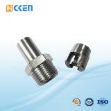 Porcas do impulso das peças de maquinaria do CNC do aço inoxidável da alta demanda