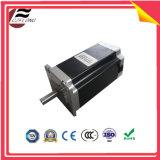NEMA24 1.8 grados motor eléctrico del escalonamiento de 2 fases para el CNC