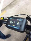 """20 """"多色刷りの表示完全な中断(TDN05F)が付いている電気マウンテンバイク"""