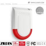 Home Burglar Wireless GSM alarm with Two Way Intercom