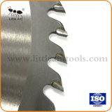 """12"""" 80t la circulaire d'outils du matériel du disque de coupe en carbure de TCT la lame de scie à bois et aluminium"""